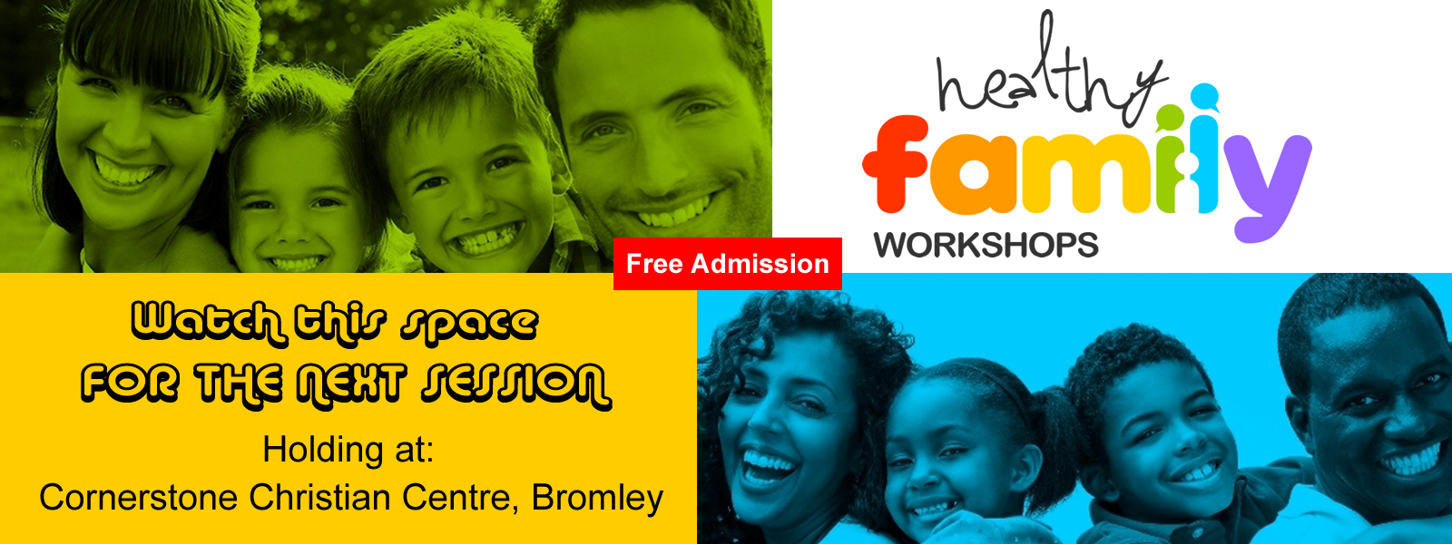 Healthy Family Workshop